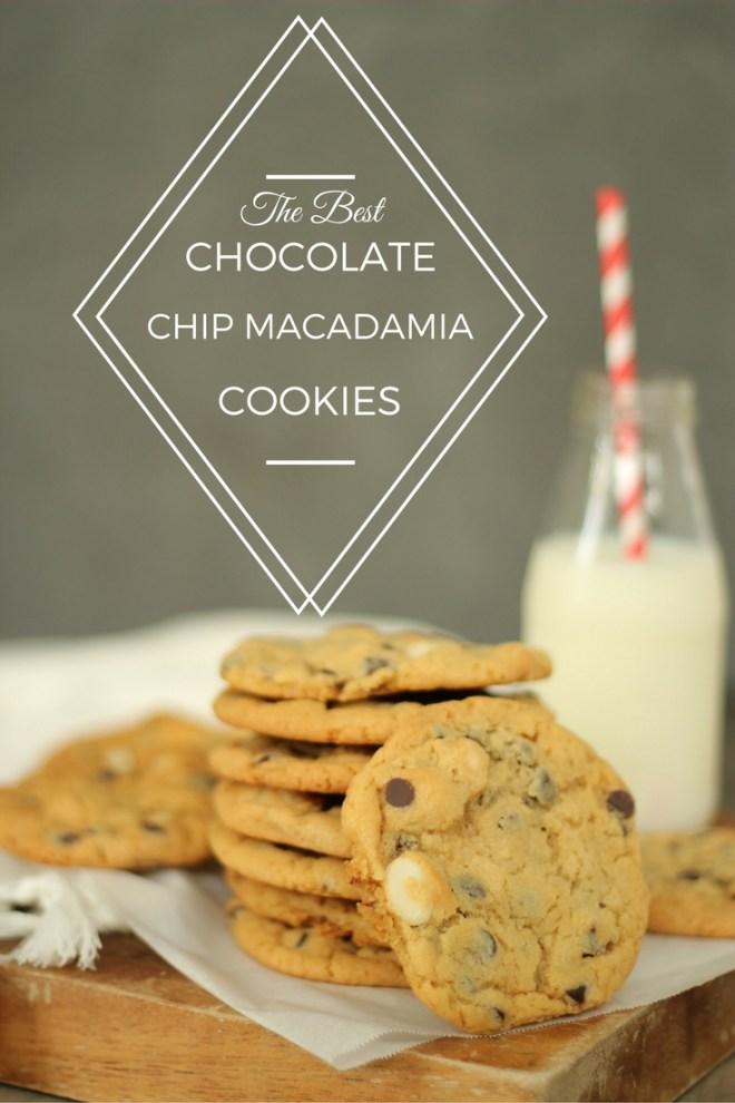 Chocolate Chip Macadamia Cookie Recipe