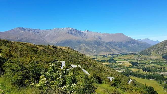 New Zealand's Top Mummy Blogger Parenting Travel Blog Family Queenstown Crown Range