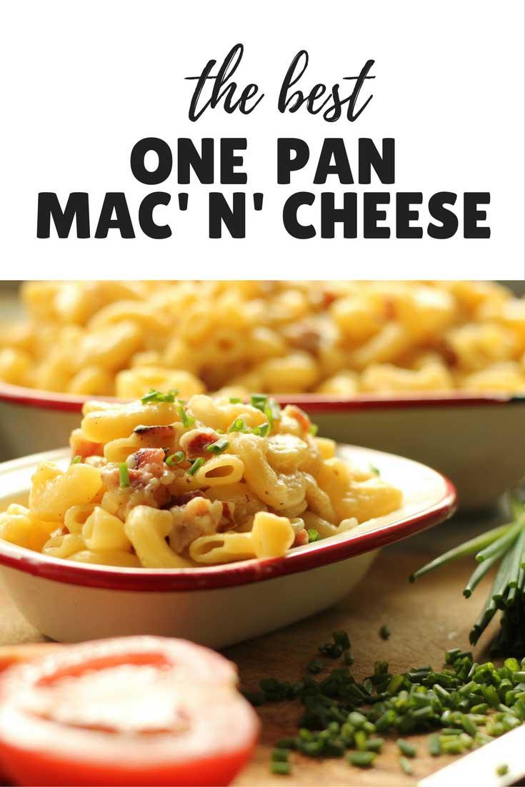 Best Macaroni Cheese Recipe