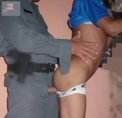 Fotonovela - fui abordado e arrombado pelo policial