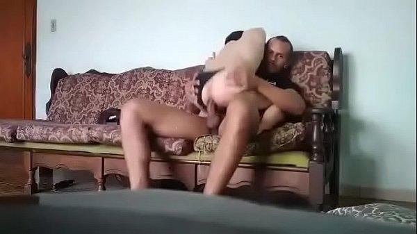 Novinho quicando na minha rola