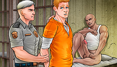 Primeiro dia na prisão