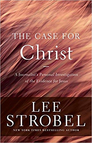 "Picture of the cover of ""The Case for Christ"""