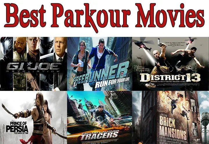 best parkour movies