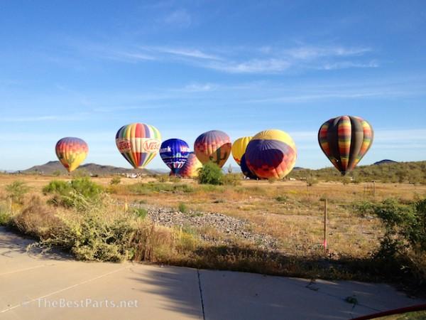 Balloons in AZ