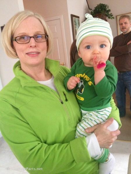 Max and Grandma Gail