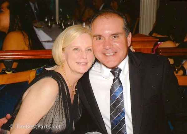 Gail and Ferd cruise