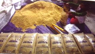 Analog rice