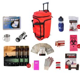 Food-Storage-Survival-Kit-Large-Red-Wheel-Bag