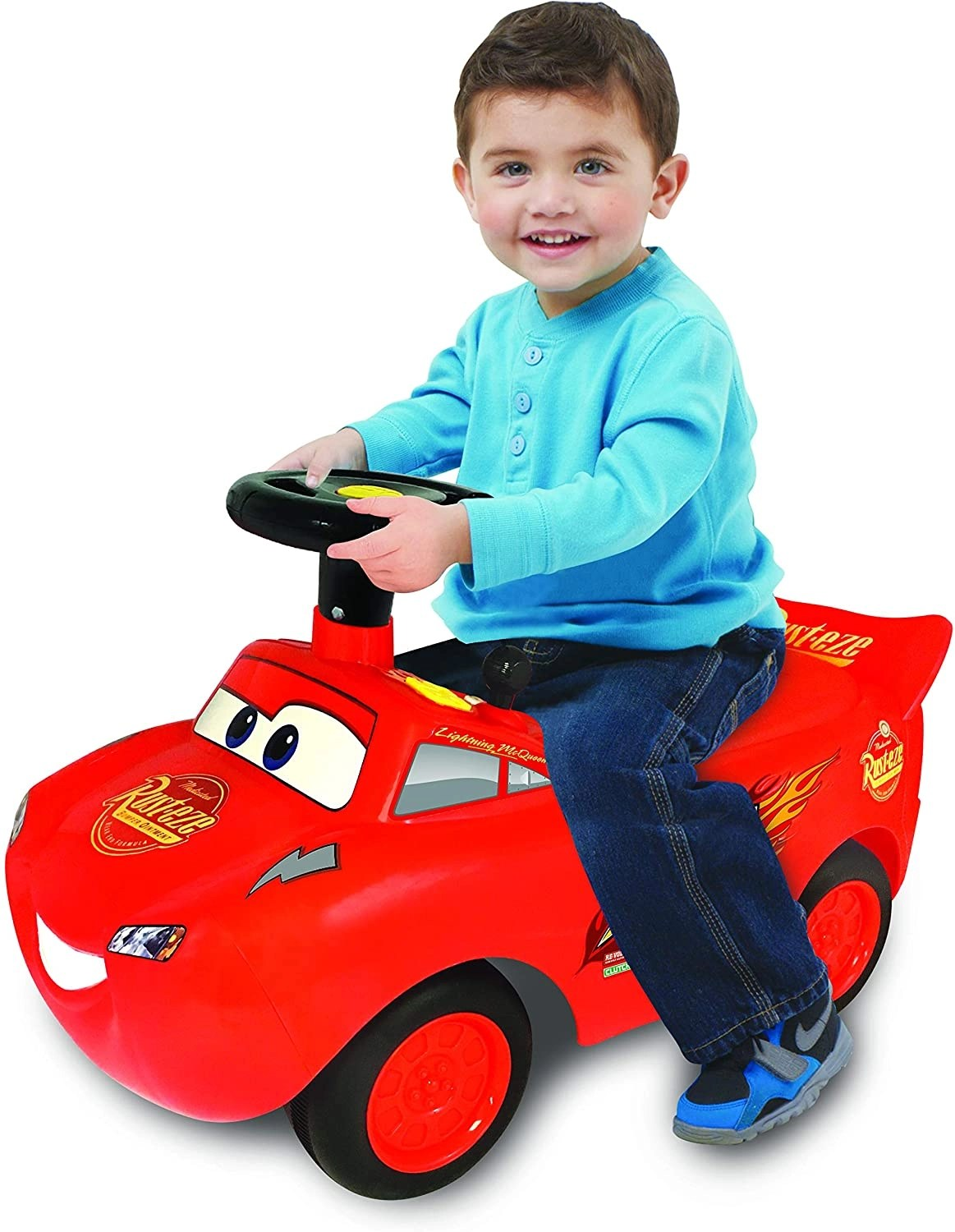 Power Wheels Lil Lightning McQueen