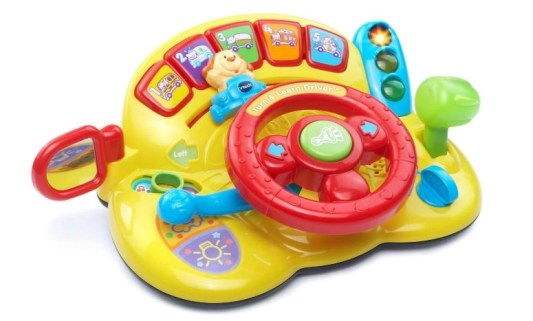 best sensory toys for 6 month olds