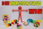 10 Best Sensory toys for 2 year olds | What to buy?