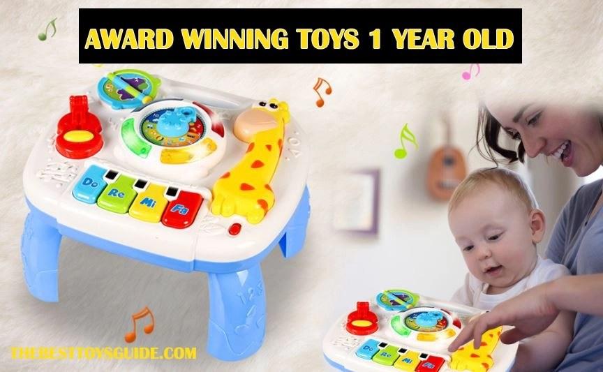 AWARD WINNING TOYS 1 YEAR OLD