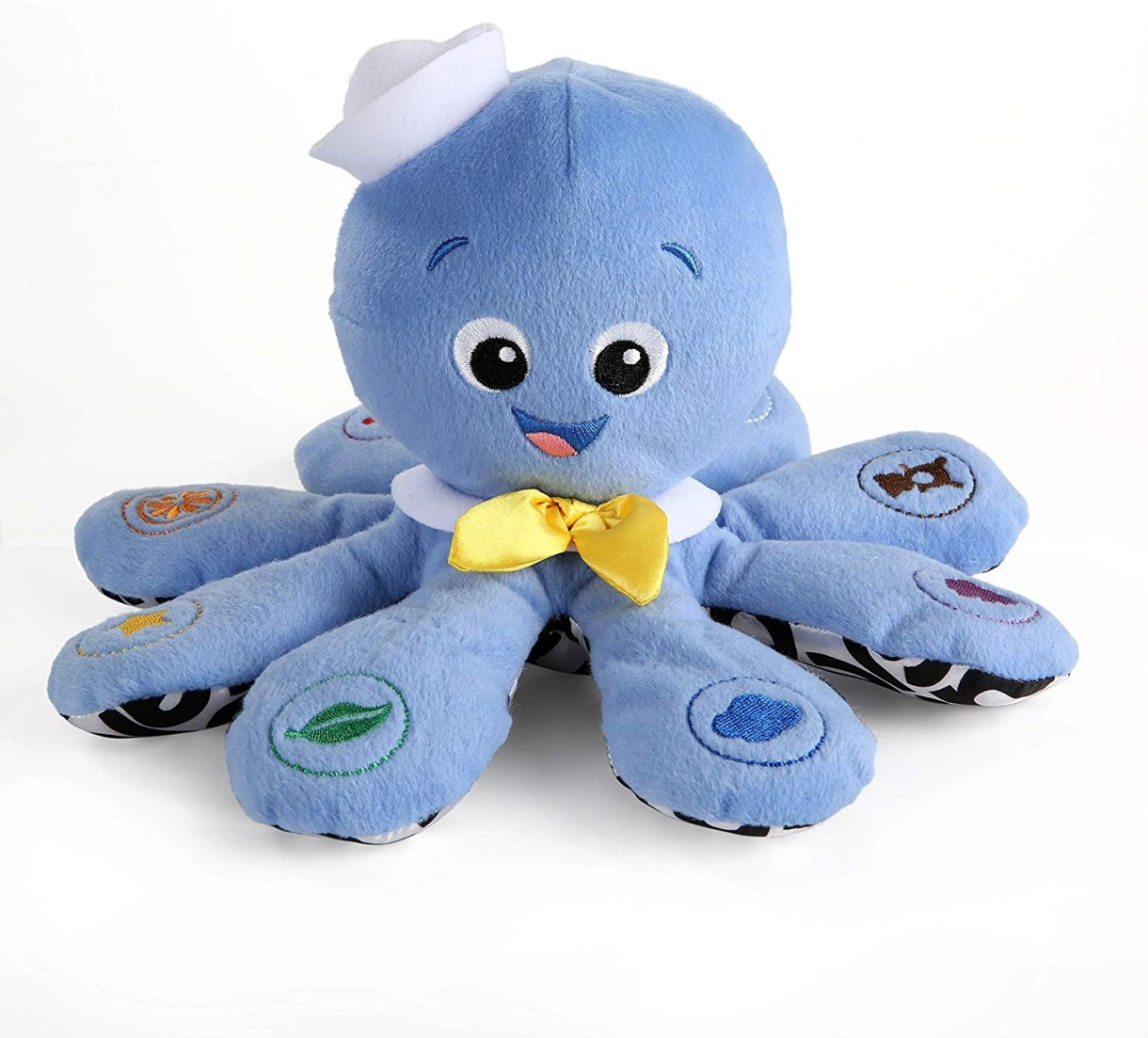 Baby Einstein octopus plush toy