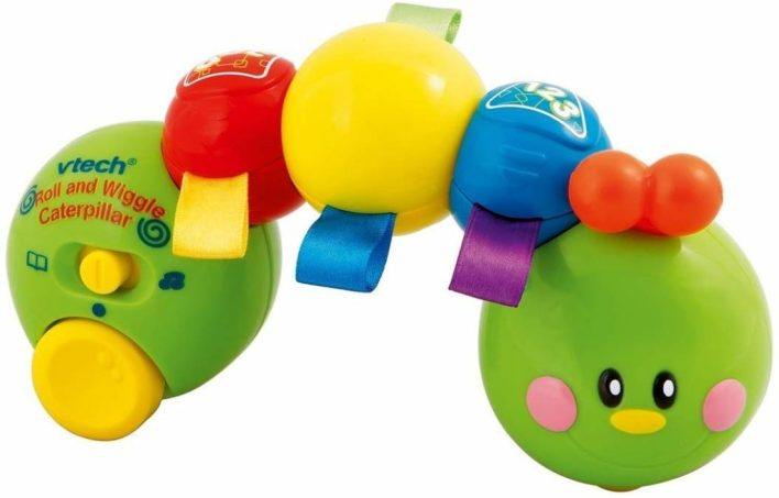 VTech Baby Roll and Sing Caterpillar