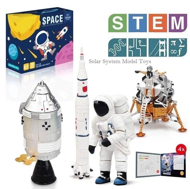 solar system model toys