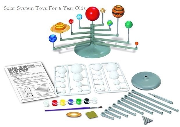 solar system toys for 6 year olds