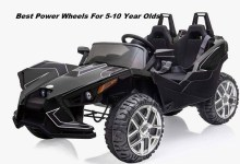 Best Power Wheels For 5-10 Year Olds 24 Volt