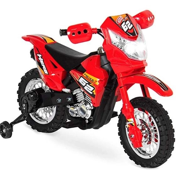 toddler motorcycle 12v