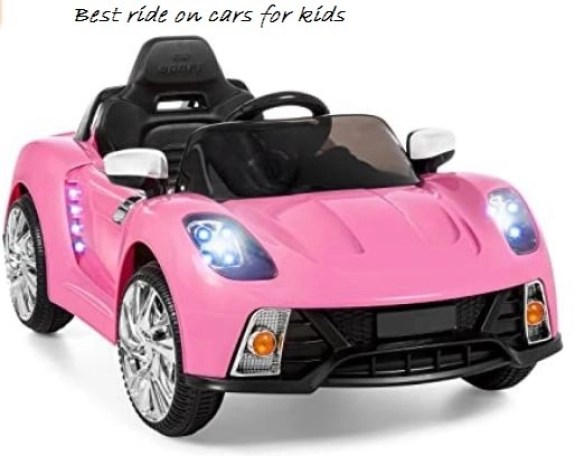 Best ride on cars for kids