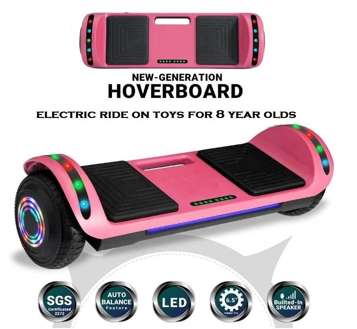 electric ride on toys for 8 year olds