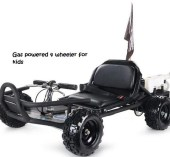 gas powered 4 wheeler for kids