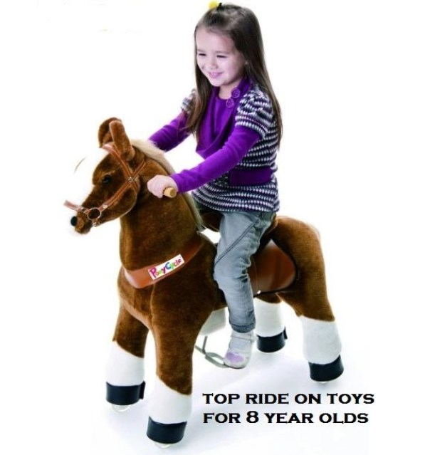 top ride on toys for 8 year olds