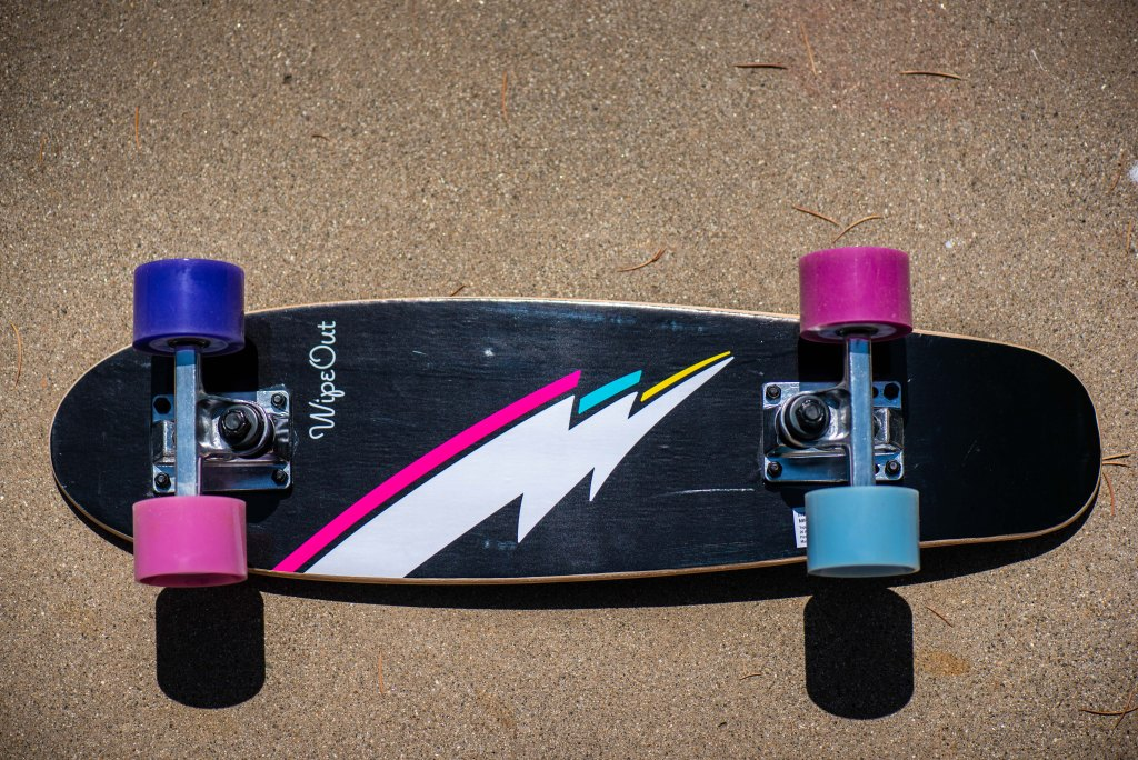 dry erase skateboard