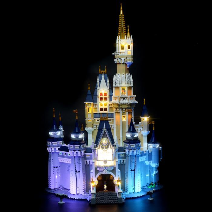 Lego Review: The Disney Castle 71040
