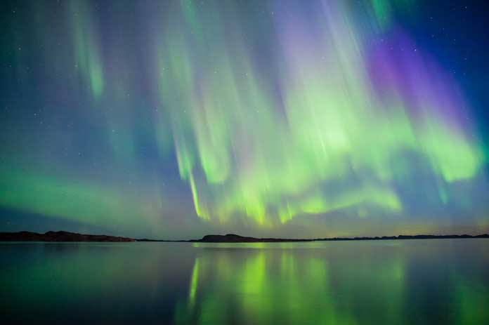 Best Country View Northern Lights