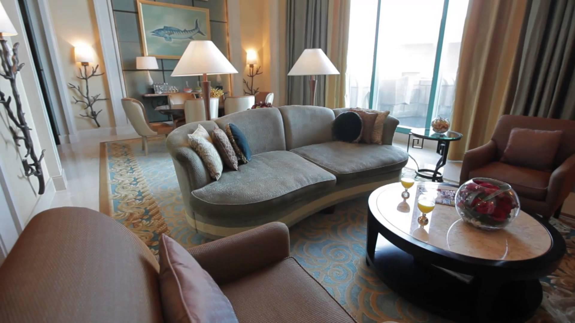 Underwater Hotel Room In Dubai: Dive Into Luxury