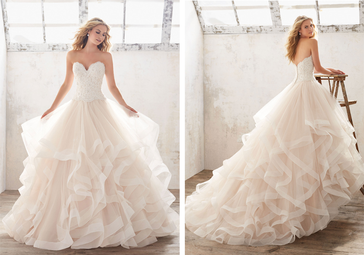 How Wedding Dresses Are Made: Tips On Creating The Design