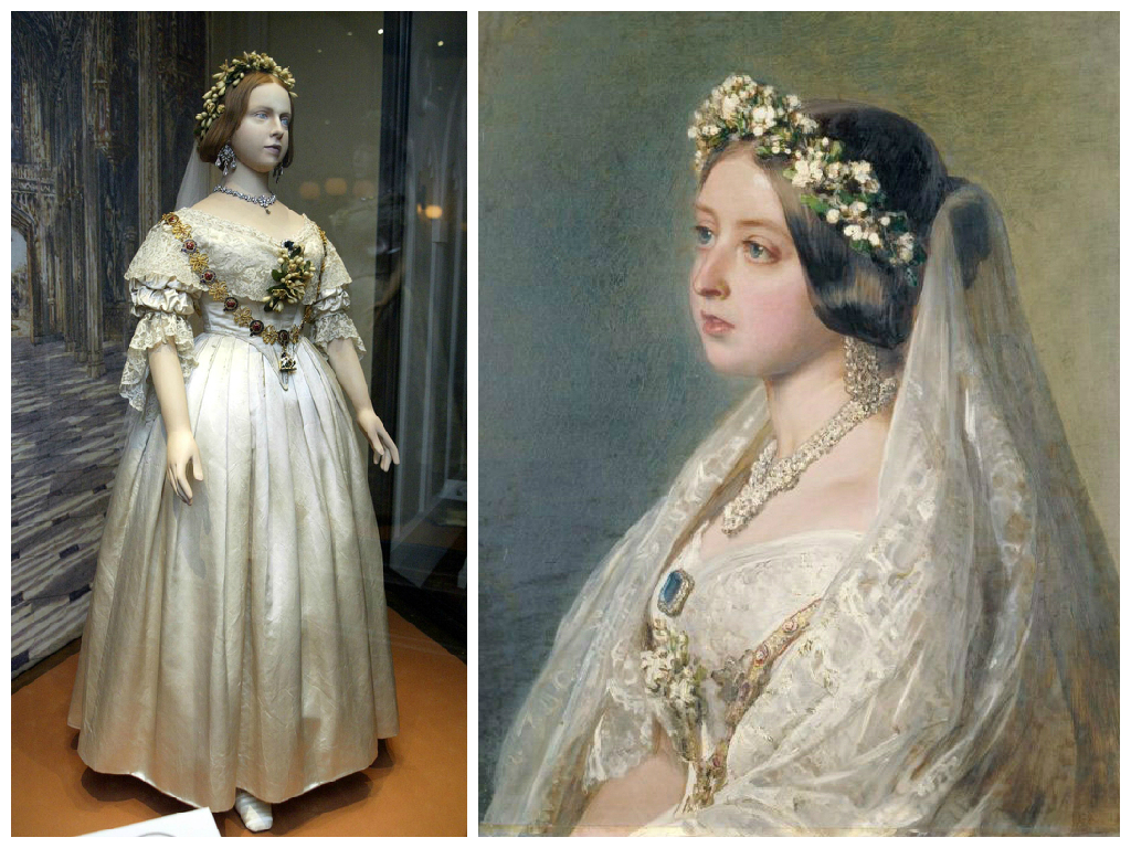 How Wedding Dresses Have Changed: Evolution Of The Wedding