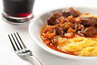 Polenta With Stew