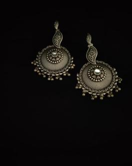 Round Beads Earring