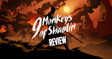 9 Monkeys of Shaolin Review