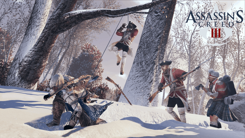 Assassin's Creed III - Assassin's Creed Games Ranked