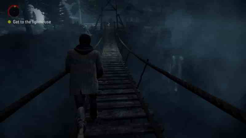 Alan Wake - Dark Atmosphere