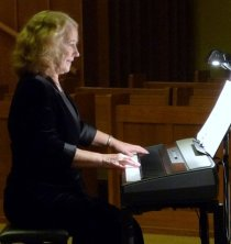 Diana Torbert, accompanist