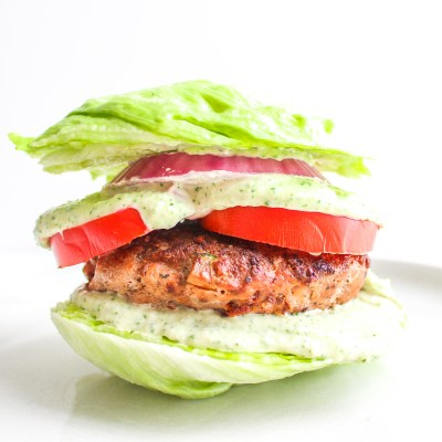 Greek Turkey Burgers – Paleo & Gluten Free