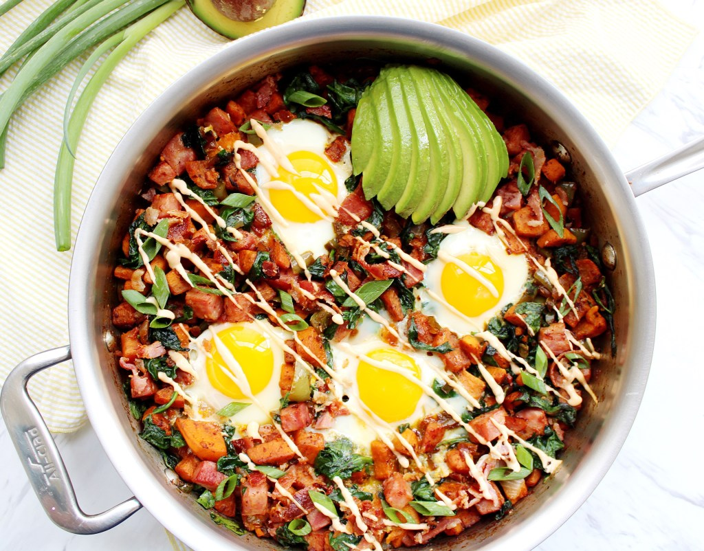 tex mex breakfast skillet