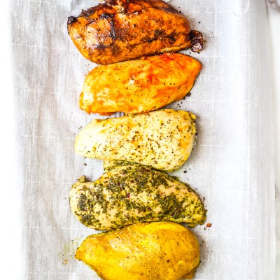 5 Easy Whole30 Chicken Marinades