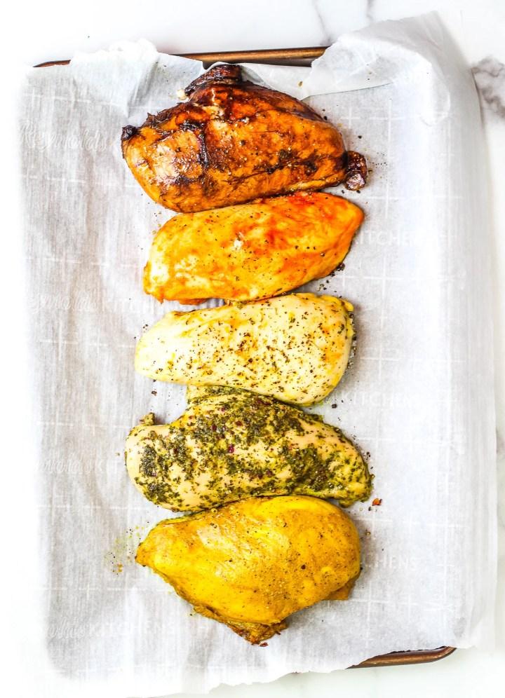 5 Easy Whole 30 Chicken Marinades