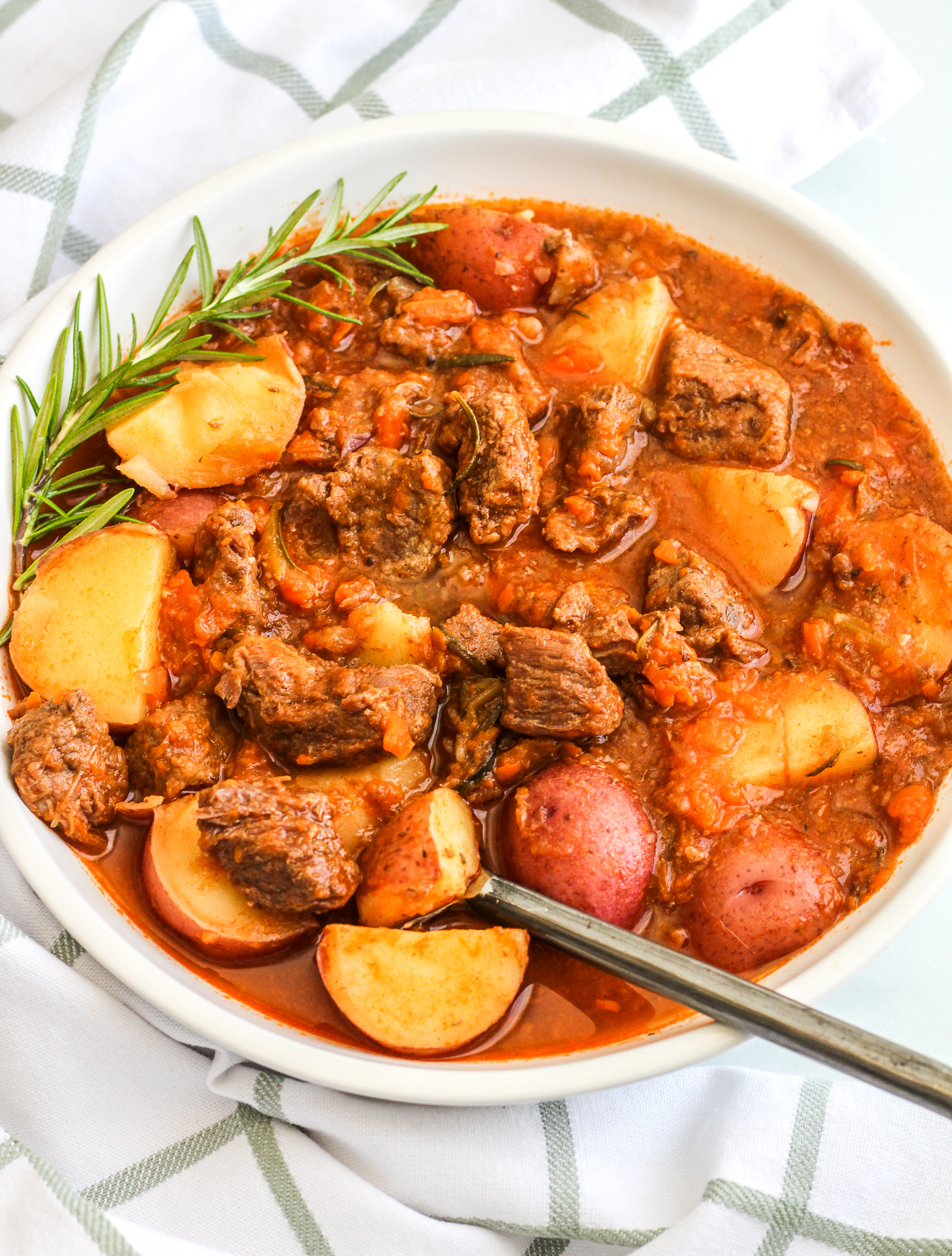 Paleo Beef Stew Freezer Meal