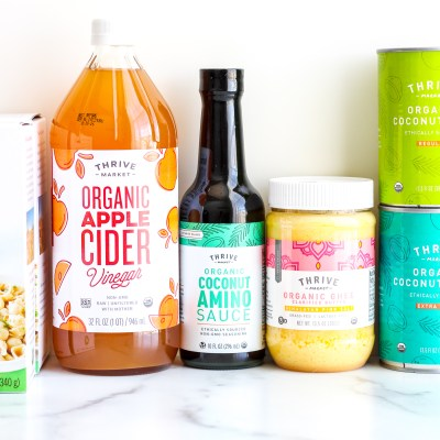 Gluten Free Pantry Staples from Thrive Market