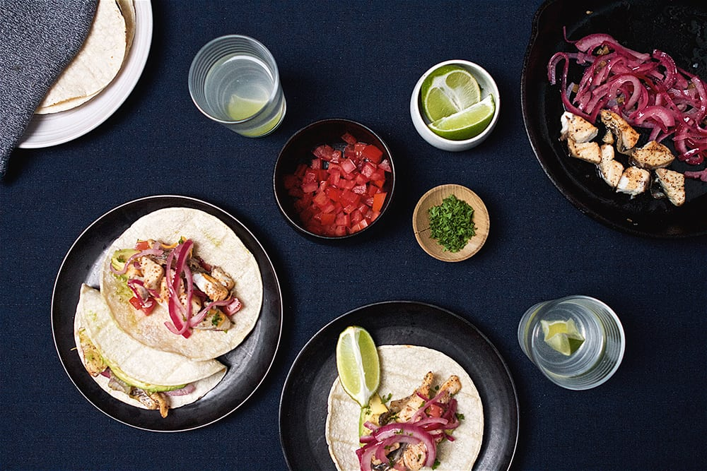 Barramundi Fish Tacos - How to Throw An Epic Fish Taco Party