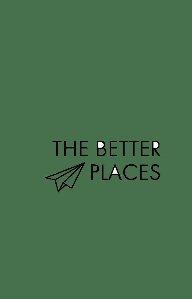 Logo The Better Places Travel Blogazine
