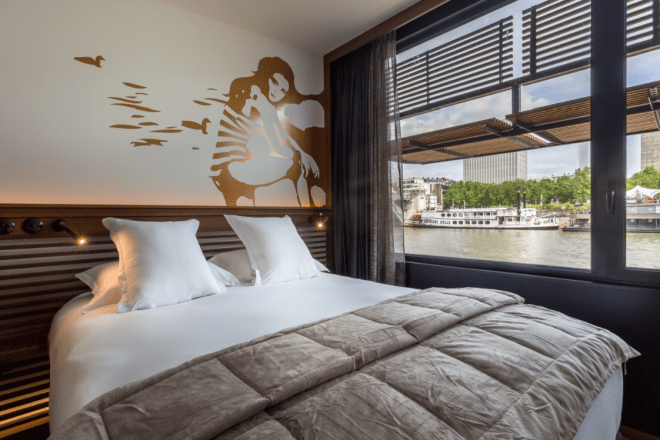 Hotel Off Paris Seine Review The Better Places Travel Blog Design Germany Online Magazine