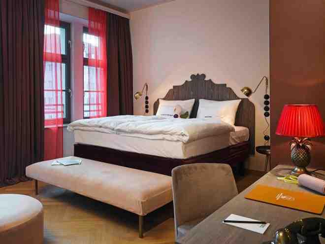 25 hours münchen Munich hotel boutique design hotel Germany the better places
