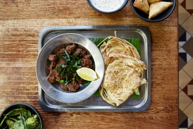 New best indian restaurant Dishoom London City Guide The Better Places Travelblog